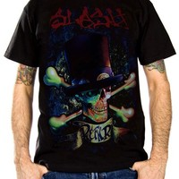 Slash T-Shirt - R &FNR Skull