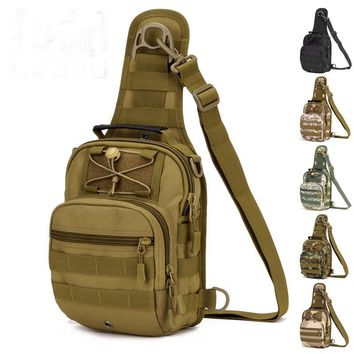 Multi-purpose Chest Bag Outdoor Backpack Fishing Tackle Waterproof Waist Bags Mail Free Shipping