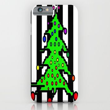 Christmas Tree | I Love Christmas  iPhone & iPod Case by Azima
