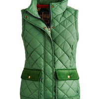 Traci French   Womens Quilted Vest by Joules on Luvocracy