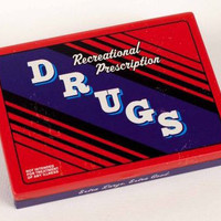 Recreational Drugs Pocket Organizer Box