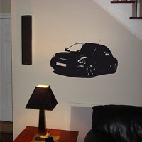 VOLKSWAGEN BEETLE VW BUG Wall Art Sticker Decal  018
