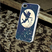 Tinkerbell moon iphone 4 case,iphone 4S case,iPhone 5C case,iPhone 5S case,iphone 5 case,Samsung s3 case,samsung s4 case