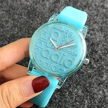 Adidas Ladies Men Fashion Quartz Watches Wrist Watch-2