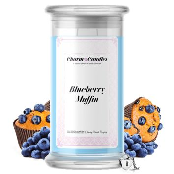 Blueberry Muffin | Charm Candle®