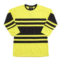Paneled Hockey Jersey Volt Yellow