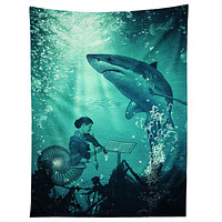 Belle13 Concert Under The Sea Tapestry