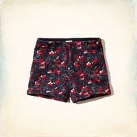 Supersoft Tap Shorts