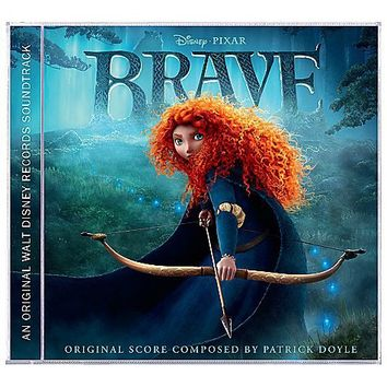 Disney Brave Soundtrack CD | Disney Store