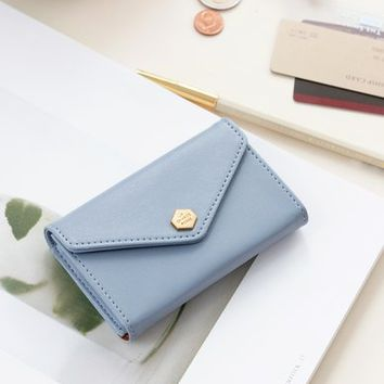 Poste Card Pouch