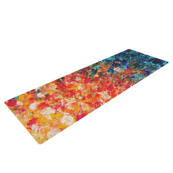 "Ebi Emporium ""The Clash"" Yoga Mat"