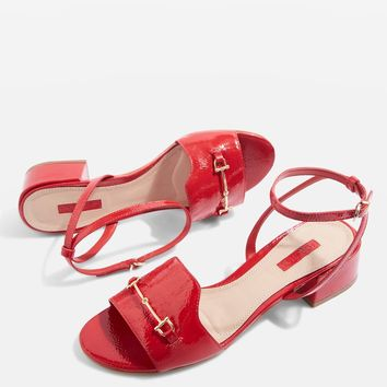 FAIRY-TALE Two Part Sandals | Topshop