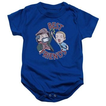 Valiantbest Friends Emoji Infant Snapsuit Officially Licensed Baby Clothing