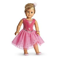American Girl® Clothing: Isabelle's Sparkle Dress