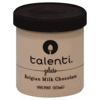 Talenti Belgian Chocolate - 16 Fl Oz