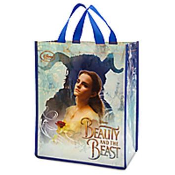 Beauty and the Beast Reusable Tote - Live Action Film
