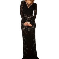 Sale-karla-black Long Prom Dress