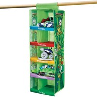 Teenage Mutant Ninja Turtles Days-of-the-Week Organizer