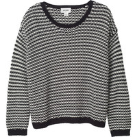 Monki Penny knitted top