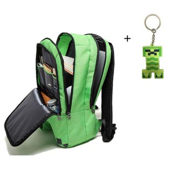 Fashion Minecraft Backpack Children School Bags Sac A Main Backpacks For Teenager Boys Girls bolsas feminina Mochila Escolar
