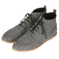 MANIA Shearling Desert Boots - View All  - Shoes