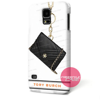 Tory Burch Kira Quilted Clutch  Samsung Galaxy Case Cover Series