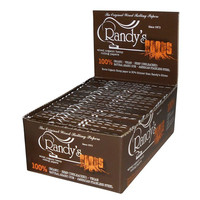 Rolling papers Randýs roots Hemp  77mm 1.1 / 4.