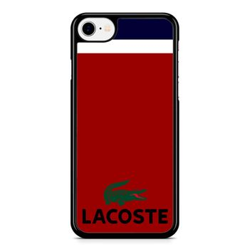 Lacoste 2 iPhone 8 Case