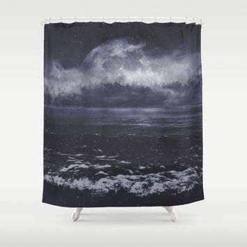 Mixed emotions Shower Curtain by HappyMelvin | Society6