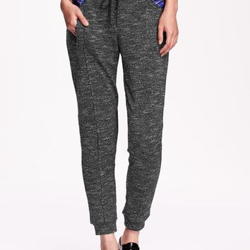 Old Navy Mid Rise Marled Jogger