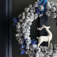 Christmas Door Decorations, Beautiful Christmas Decorating, Pictures and Design