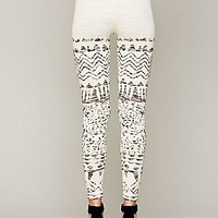 Free People  Dolled Up Sweater Legging at Free People Clothing Boutique