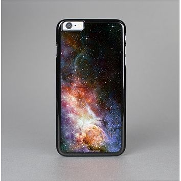 The Mulitcolored Space Explosion Skin-Sert Case for the Apple iPhone 6 Plus