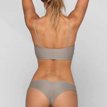 Niu Bikini Bottom in Smoke