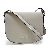 Michael Kors MK Women Shopping Leather Crossbody Satchel Shoulder Bag