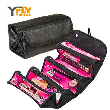 Y-FLY Makeup Bag 2016 Hot Sale Multi Function Travel Organizer Women Cosmetic Bags Fashion Toiletry Storage Bag Lady Bolsa XG021