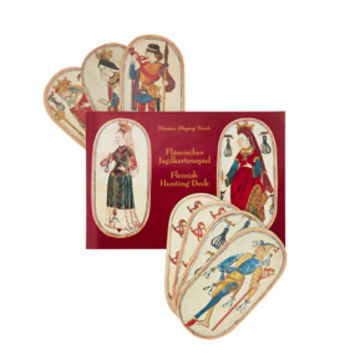 Flemish Hunting Deck Cloisters Playing Cards