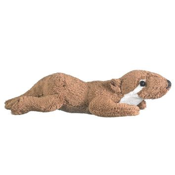 "6"" River Otter Stuffed Animal Mini Plush Zoo Micro Conservation Collection"