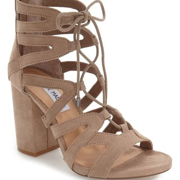 504dc4aeb493 Steve Madden  Gal  Strappy Lace-Up Sandal from Nordstrom