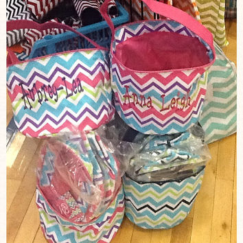 Personalized Easter Basket or Bucket