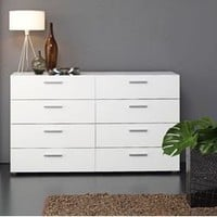 Tvilum Austin Bedroom 8 Drawer Dresser