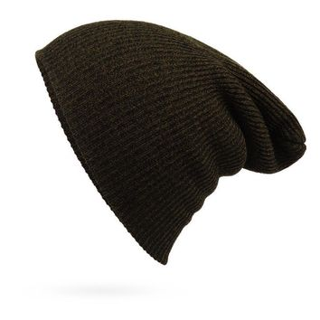 One-nice™ Perfect Fashion Stripe Crochet Women Men Beanies Winter Knit Hat Cap