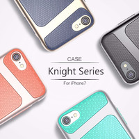 KNIGHT SERIES by USAMS for Apple iPhone 7/ iPhone7 plusAnti Skid Textue