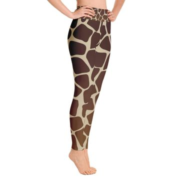 Giraffe Leggings