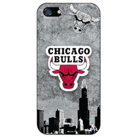 The Newest NBA Chicago Bulls Terms Iphone 5c Case Cover for Sport Fans Club