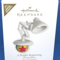 2011 A Bright Beginning Hallmark Disney Retired Ornament