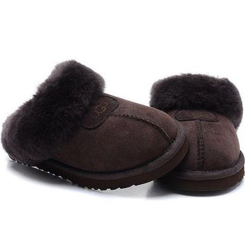 One-nice™ UGG Women Casual Wool Slipper Shoes I