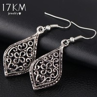 Boho Vintage Water Drop Earrings for Women