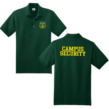 Bumper's Barden University Campus Security Polo