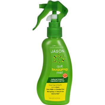 Jason Quit Bugging Me Natural Insect Spray - 4.5 fl oz